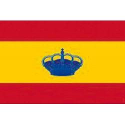 BANDERA ESPAÑA ADHESIVA 210X133 107941